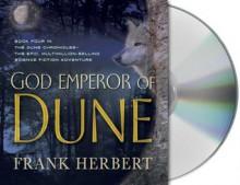 God Emperor of Dune - Katherine Kellgren, Scott Brick, Simon Vance, Frank Herbert