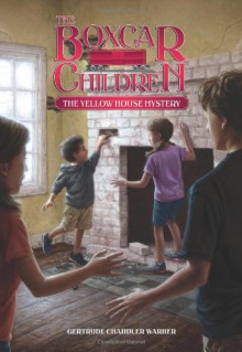The Yellow House Mystery - Gertrude Chandler Warner