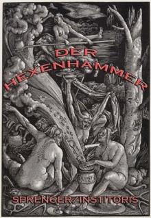 Der Hexenhammer: Erweiterte Ausgabe (German Edition) - Jakob Sprenger, Heinrich Institoris