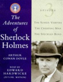 The Adventures of Sherlock Holmes. Episode 3 - Edward Hardwicke, Arthur Conan Doyle
