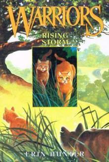 Rising Storm (Warriors, #4) - Erin Hunter