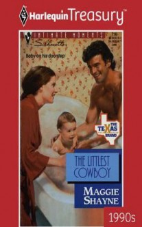 The Littlest Cowboy (Silhouette Intimate Moments #716) - Maggie Shayne