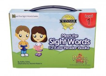 Meet the Sight Words - Level 1 - Easy Reader Books (boxed set of 12 books) - Kathy Oxley, Peggy Valenzuela, Sherwin Rosario