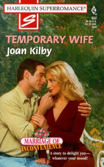 Temporary Wife - Joan Kilby