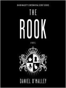 The Rook - Daniel O'Malley, Susan Duerden