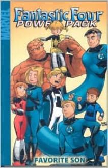 Fantastic Four and Power Pack: Favorite Son - Fred Van Lente, Gurihiru, Girihiru