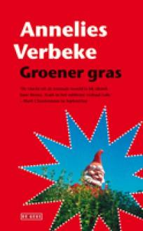 Groener gras - Annelies Verbeke