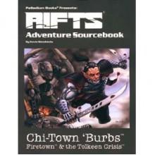 Rifts Adventure Sourcebook - Kevin Siembieda