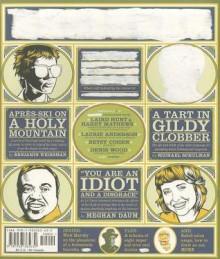 The Believer, Issue 86: January 2012 - Heidi Julavits, Ed Park