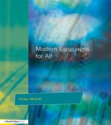 Modern Languages for All - Hilary McColl
