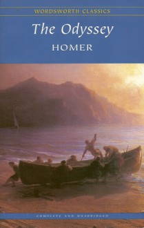 The Odyssey - Homer, Adam Roberts, George Chapman