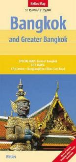 Nelles Bangkok Map (Nelles Maps) - Nelles Maps