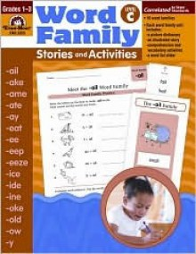 Word Family Stories and Activities, Level C - Camille Liscinsky