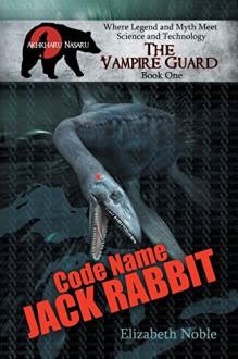 Code Name Jack Rabbit - Elizabeth Noble