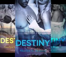 Limits Of Destiny (3 Book Series) - Sharlyn G. Branson, Cassie McCown, Emma Mack