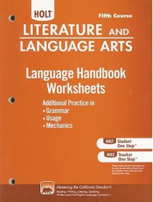 Worksheet American Literature Worksheets holt literature and language arts essentials of american handbook worksheets fifth course