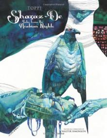 Sharaz-de: Tales from the Arabian Nights - Sergio Toppi