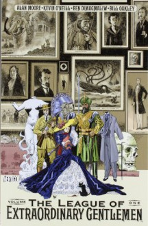 The League of Extraordinary Gentlemen, Vol. 1 - Kevin O'Neill, Alan Moore