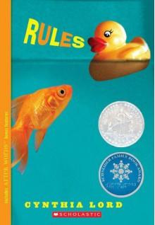 Rules - Cynthia Lord