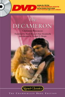 Uc the Decameron - Giovanni Boccaccio