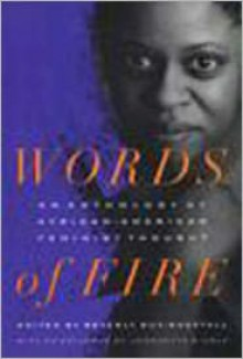 Words Of Fire - Beverly Guy-Sheftall (Editor), With Johnnetta Betsch Cole