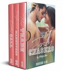Jersey Chasers : A Bad Girl Sports Romance Box Set, Books 1-3 - Ashlyn Hope