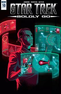 Star Trek: Boldly Go #10 - Tony Shasteen,Mike Johnson