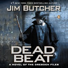Dead Beat: The Dresden Files, Book 7 - James Marsters,Jim Butcher