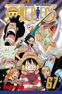 One Piece, Volume 67: Cool Fight - Eiichiro Oda
