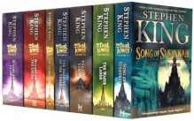 The Dark Tower Series Collection: The Gunslinger, The Drawing of the Three, The Waste Lands, Wizard and Glass, Wolves of the Calla, Song of Susannah, The Dark Tower - Stephen King