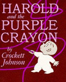 Harold and the Purple Crayon - Crockett Johnson