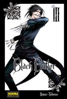 Black Butler, Vol. 3 - Yana Toboso