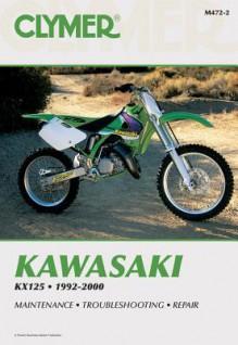 Clymer Kawasaki Kx125, 1992-2000 - Clymer Publishing