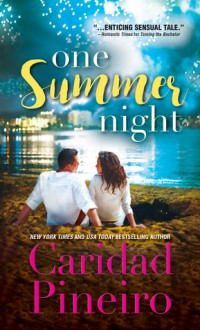 One Summer Night (At the Shore Book 1) - Caridad Piñeiro