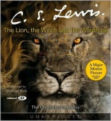 The Lion, the Witch and the Wardrobe - Michael York, C.S. Lewis