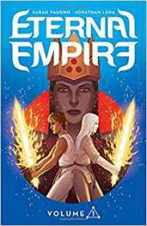 Eternal Empire Volume 1 - Jonathan Luna,Sarah Vaughn
