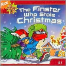 The Finster Who Stole Christmas (All Grown Up (8x8)) - Artful Doodlers