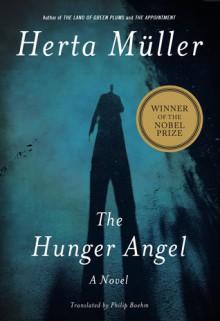 The Hunger Angel - Herta Müller, Philip Boehm