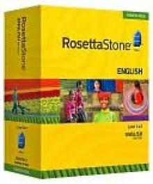 Rosetta Stone Homeschool Version 3 English (UK) Level 1 & 2 Set - Rosetta Stone