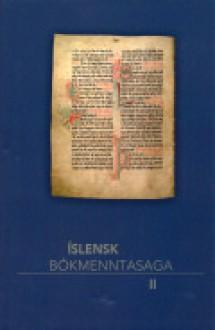Íslensk bókmenntasaga II - Vésteinn Ólason