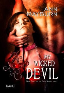 My Wicked Devil - Ann Mayburn