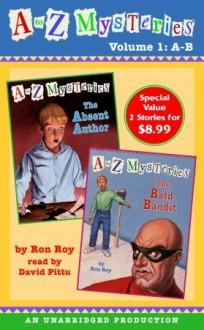 A to Z Mysteries: Books A-B [Volume 1] - Ron Roy, David Pittu