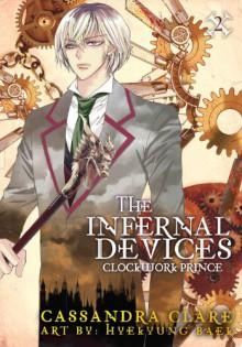 Clockwork Prince (Graphic Novel) - HyeKyung Baek,Cassandra Clare