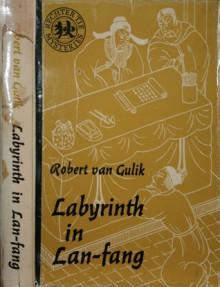 Labyrinth in Lan-Fang - Robert van Gulik