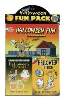 Halloween Fun Pack - Dover Publications Inc.