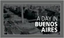 A Day in Buenos Aires: Flip Book - Santiago Melazzini
