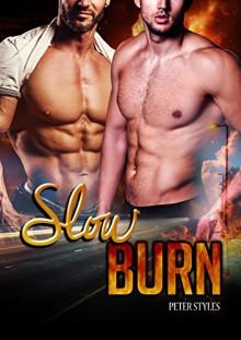 Slow Burn: M/M Gay Romance - Peter Styles