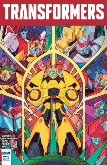 Transformers Annual 2017 (Transformers: Robots In Disguise (2011-)) - Priscilla Tramontano,John Barber