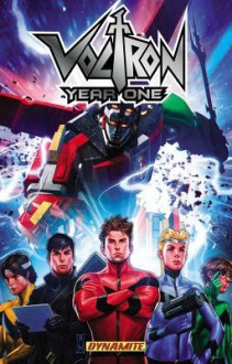 Voltron Year One TP - Brandon Thomas