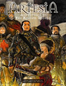 Artesia: Adventures In The Known World RPG - Mark Smylie